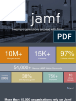 Jamf Demo Keynote '18
