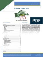 x Lamp Thermal Management