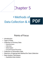 Chapter 5-Method of Data Collection & Ana Ver 2