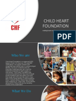 What is Child Heart Foundation All About