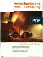 Geomehanics and Tunneling April 2015