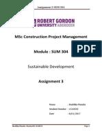 Assignment 3- SUM 304- 1510533-Buddika