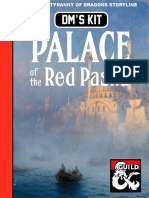 Red Pasha for Tyranny of Dragons