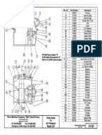 ALSTHOM ROTARY AIRHEATER GEARBOX