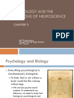 Ch 2 the Biology of the Mind