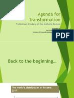 AfT Midterm Review Report Presentation Copie