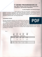 Howard Morgen All About Chord Progressions 3