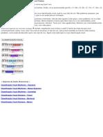 Módulo 1 - 3.1 Classificação Vocal Testes
