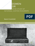 Ombudsmen and ADR-Springer International Publishing_Palgrave Macmillan (2018)