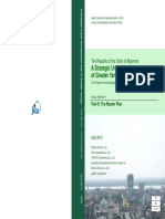 A Strategic Urban Development Plan of Greater Yangon