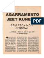 Agarramento Do Jeet Kune Do
