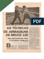 As Tecnicas de Armadilhas de Bruce Lee