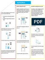 My Separating Mixture Summary Poster 1