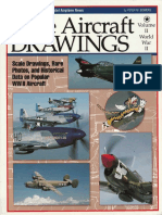 ScaleAircraft-Drawings WWII PartA