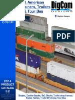 Digcom Domestic Container Catalogue