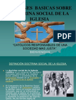 Nociones sobre Doctrina Social de la Iglesia.ppt