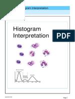 Sysmex KX 21 Histogram Interpretation Handbook