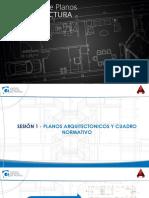 1-Lectura de Planos-Arq-sesion 1-Proyecciones & Escala
