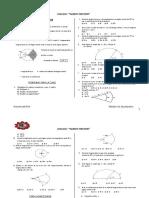 Trigonometría Segundo de Secundaria