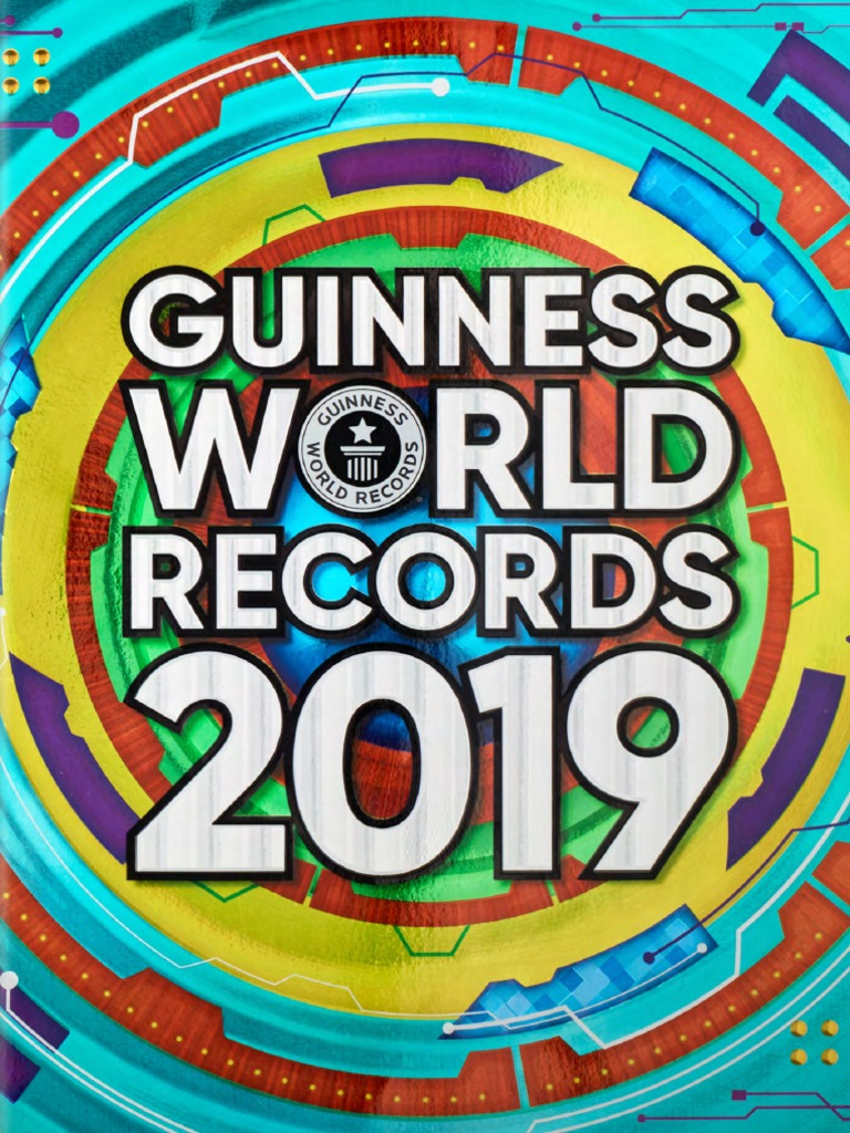 520c6718322 Guinness World Records - 2019 | Leisure | Nature