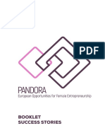 Booklet Pandora Success Stories