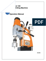 Metal Core Drilling Machine