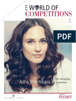 The World of Piano Competitions Issue 1 2019