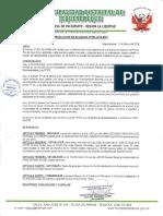 RESOLUCION DE ALCALDIA N°003-2016-MDJ
