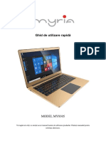 Myria MY8035 User manual RO+GB_V1