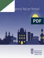 Actividades Ayuntamiento de Pamplona Navidad