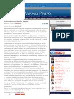 2007-02-22 Aclaraciones Sobre La Fiebre. F.bermejo [15 de 3084]