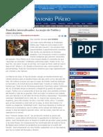 2007-04-02 Paralelos Interculturales. La Mujer de Putifar y Otras Mujeres. G. Del Cerro [36 de 3084]