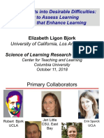 Science Of Leaning Symposium