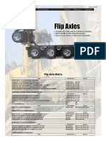 Fontaine Flip Axle Matrix