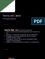 Teoria Del Color - Principios Básicos