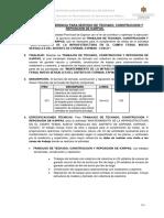 Tdr-Instalacion de Cobertura Con Calamina Galvanizada.