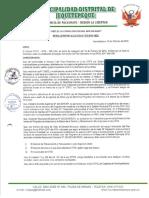 RESOLUCION DE ALCALDIA N°023-2016-MDJ