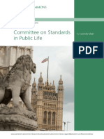 Standards in Public Life