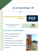 Educação em Itapetininga/SP
