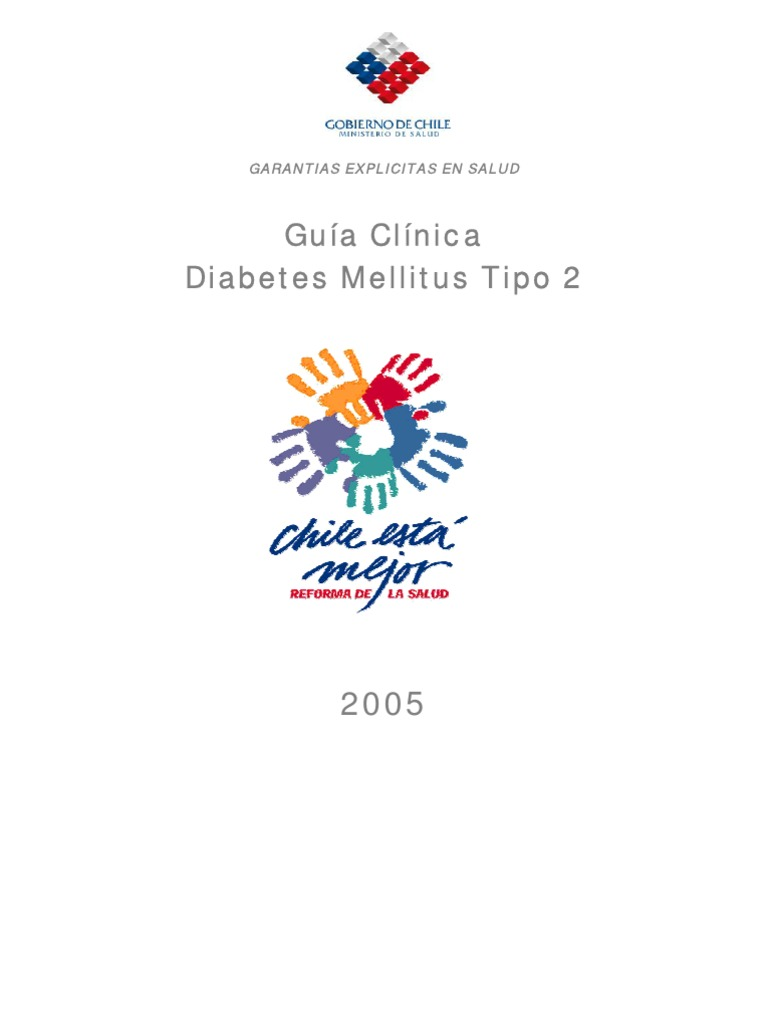 guia salud diabetes