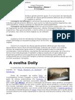 CEF Texto Informativo - Clonagem
