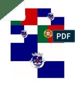 Heráldica Oficial Loriguense - Brasão de Oficial de Loriga