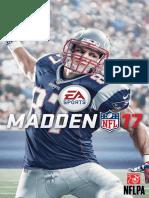 Madden 17 Manual Playstation4 Na