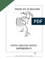 c Dlostiteresenlaescuelacomorecursosocio Pedagogico 100308200043 Phpapp01