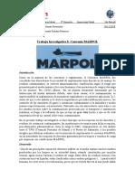 Instalaciones MARPOL para la recepción de desechos generados por los buques y residuos de carga-Andrei Villamar Bermúdez