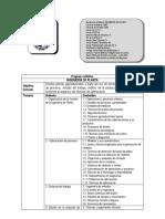 Esquema Integral de Una Planta Industrial Desarrollo de Procesos 1