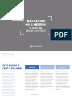 [3.0] Marketing No LinkedIn - O Guia Da Rock Content