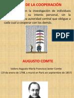 El Positivismo (Augusto Comte)