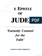 The Epistle of Jude