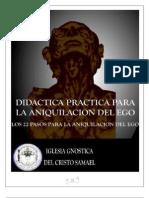 Manual-22 Pasos Muerte Del Ego-Enviar2009